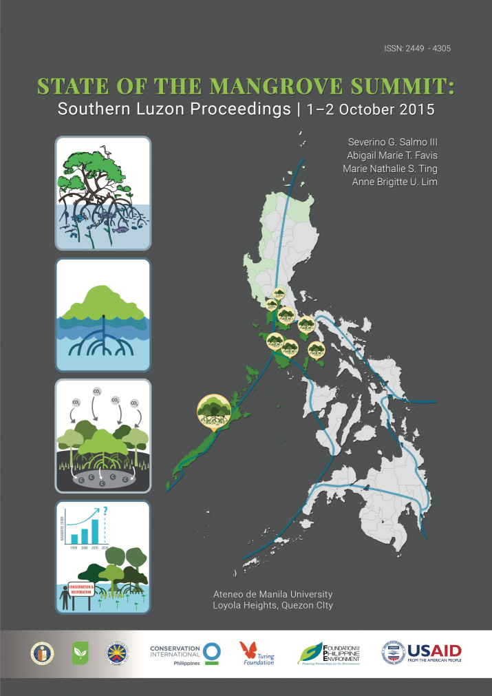Mangrove Summit Proceedings Luzon_for upload