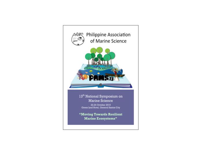 PAMS 13 logo