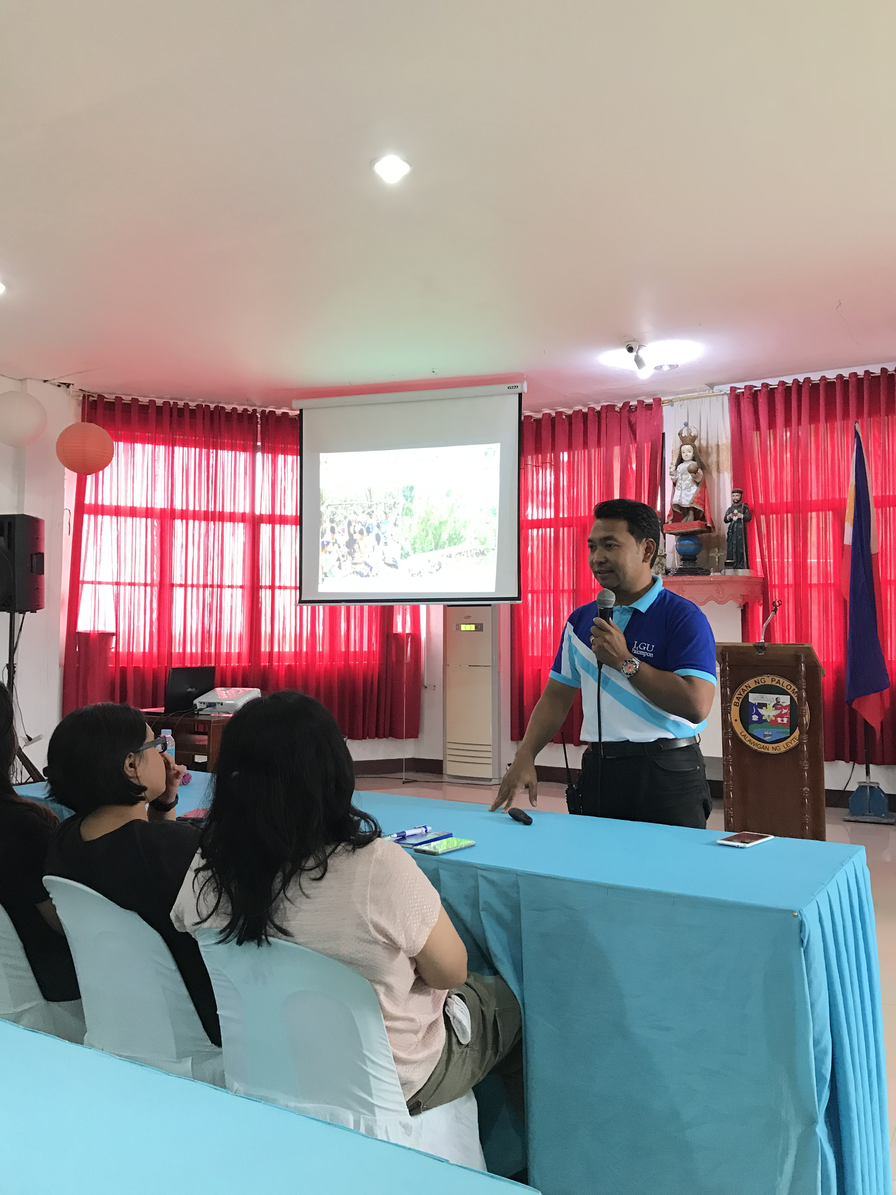 The 3rd Project Partners Meeting Will Be Held In Palompon Leyte On 9 12 June 2017 We Are Thankful To Municipal Government Of For Agreeing